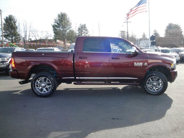 2018 Ram 2500 Crew Cab 4x4, Pickup #N77309 - photo 28
