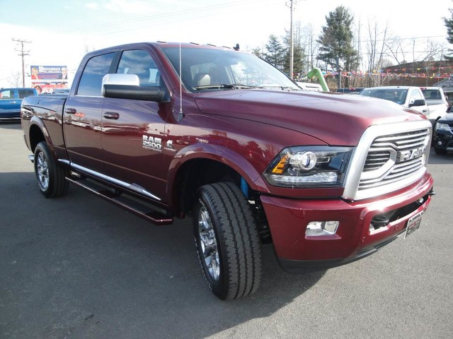 2018 Ram 2500 Crew Cab 4x4, Pickup #N77309 - photo 29
