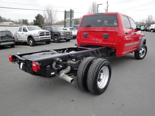 2018 Ram 5500 Crew Cab DRW 4x4 Cab Chassis #N77312 - photo 18