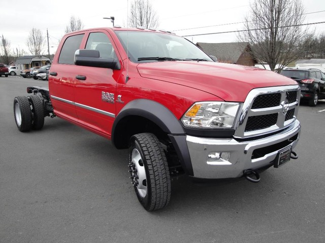 2018 Ram 5500 Crew Cab DRW 4x4 Cab Chassis #N77312 - photo 20
