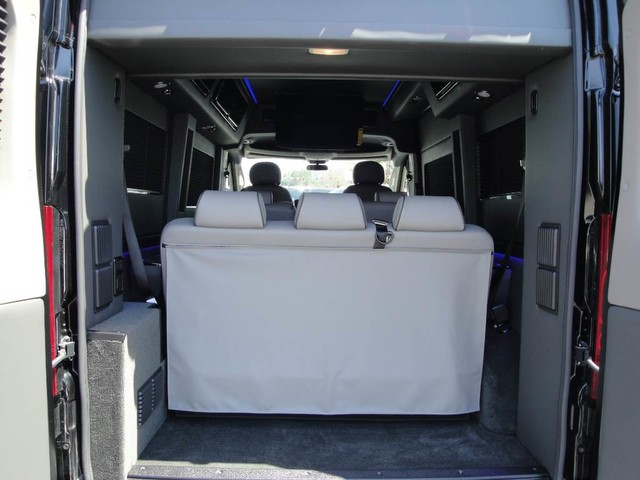 2018 ProMaster 1500 High Roof, Passenger Wagon #N77775 - photo 19