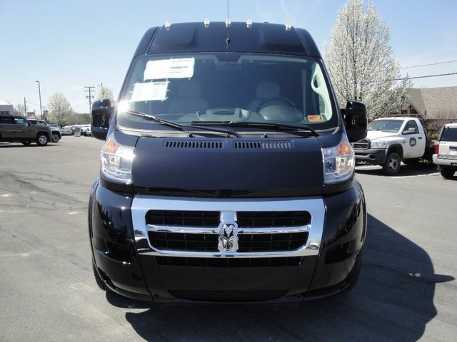 2018 ProMaster 1500 High Roof, Passenger Wagon #N77775 - photo 3