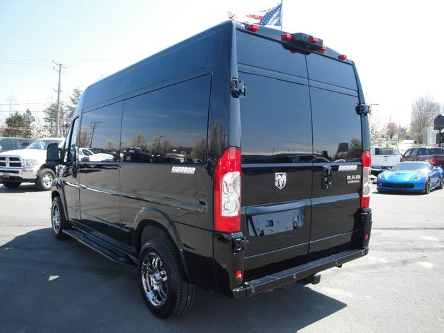 2018 ProMaster 1500 High Roof, Passenger Wagon #N77775 - photo 2