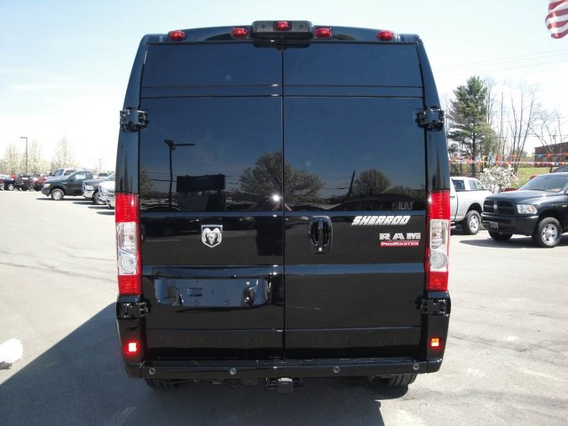 2018 ProMaster 1500 High Roof, Passenger Wagon #N77775 - photo 5