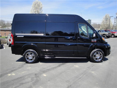 2018 ProMaster 1500 High Roof, Passenger Wagon #N77775 - photo 21
