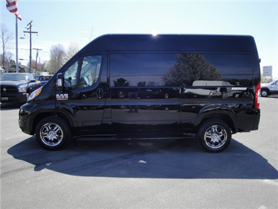 2018 ProMaster 1500 High Roof, Passenger Wagon #N77775 - photo 4