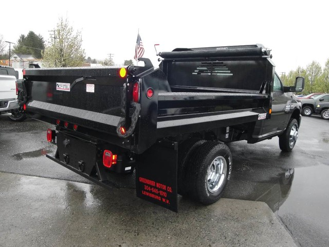 2018 Ram 3500 Regular Cab DRW 4x4, Dump Body #N77781 - photo 19