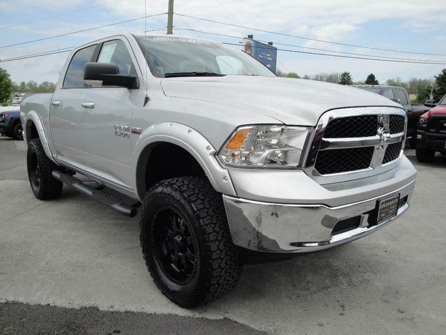 2018 Ram 1500 Crew Cab 4x4, Pickup #N77816 - photo 24