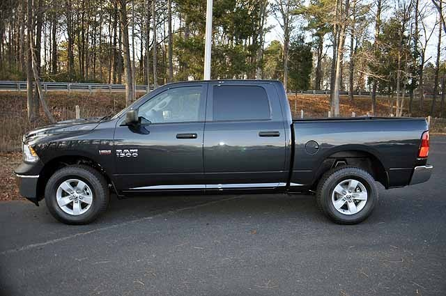 2017 Ram 1500 Crew Cab 4x4 Pickup #H168 - photo 4