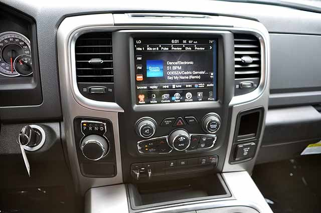 2017 Ram 1500 Quad Cab Pickup #H409 - photo 13