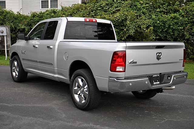 2017 Ram 1500 Quad Cab Pickup #H409 - photo 2