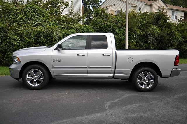 2017 Ram 1500 Quad Cab Pickup #H409 - photo 4