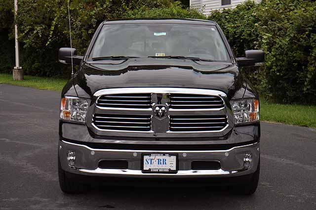 2017 Ram 1500 Quad Cab Pickup #H433 - photo 6