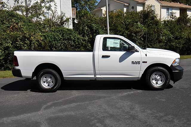 2017 Ram 1500 Regular Cab Pickup #H446 - photo 3