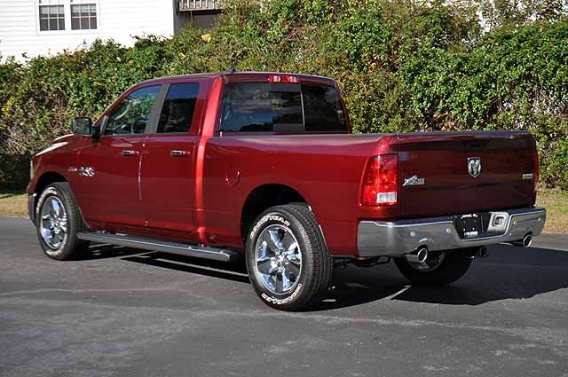 2018 Ram 1500 Quad Cab Pickup #J027 - photo 2