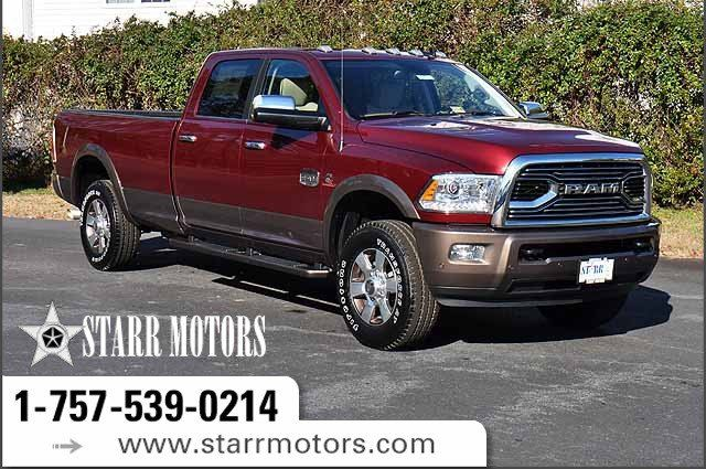2018 Ram 2500 Crew Cab 4x4, Pickup #J033 - photo 1