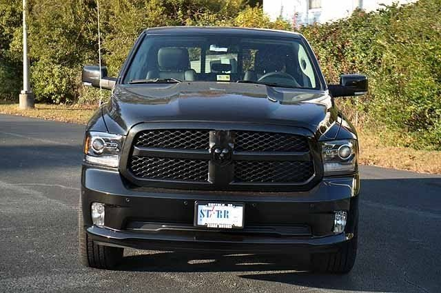 2018 Ram 1500 Crew Cab 4x4, Pickup #J084 - photo 6