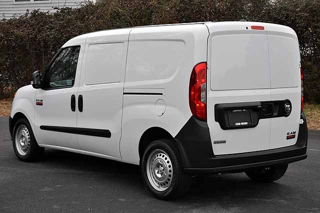 2018 ProMaster City, Cargo Van #J126 - photo 4