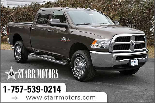 2018 Ram 2500 Crew Cab 4x4, Pickup #J127 - photo 1