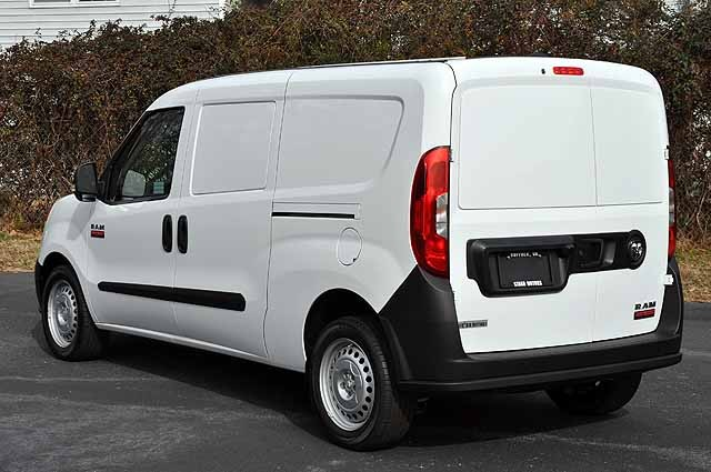 2018 ProMaster City, Cargo Van #J141 - photo 4