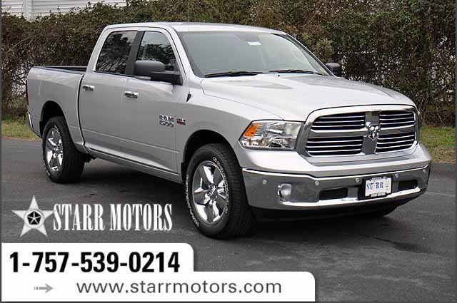 2018 Ram 1500 Crew Cab 4x4, Pickup #J201 - photo 1