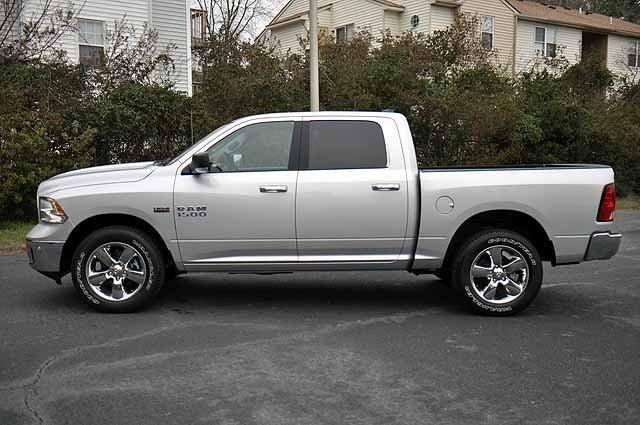 2018 Ram 1500 Crew Cab 4x4, Pickup #J201 - photo 4