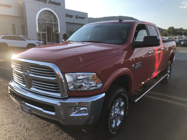 2018 Ram 2500 Crew Cab 4x4,  Pickup #154092 - photo 1