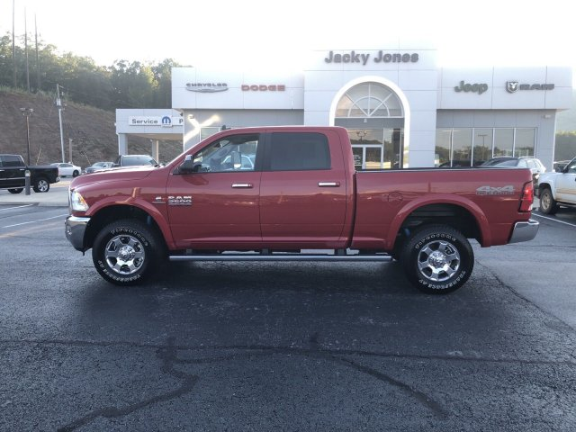 2018 Ram 2500 Crew Cab 4x4,  Pickup #154092 - photo 5