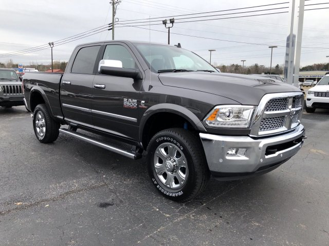 2018 Ram 2500 Crew Cab 4x4,  Pickup #404382 - photo 3