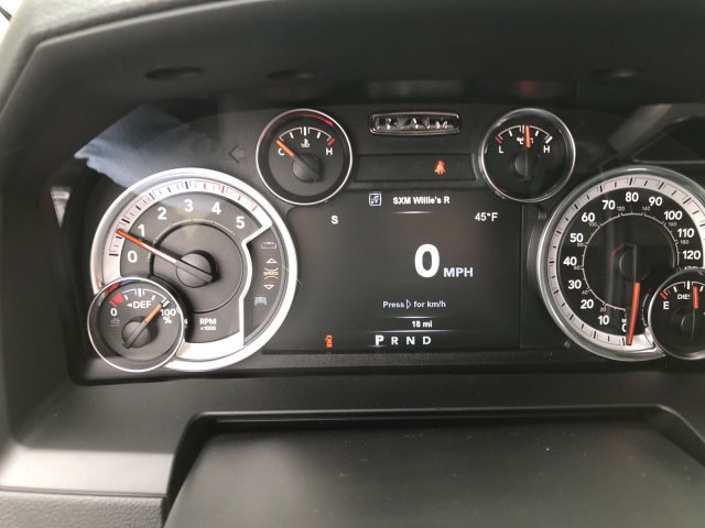 2018 Ram 2500 Crew Cab 4x4,  Pickup #404382 - photo 30