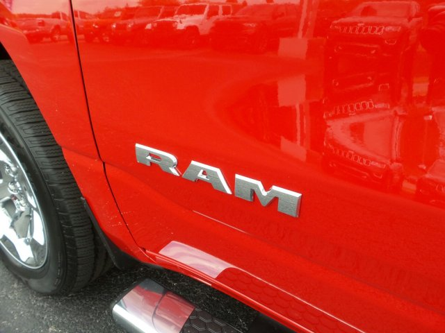 2019 Ram 1500 Crew Cab 4x4,  Pickup #540607 - photo 35