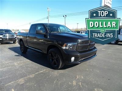2018 Ram 1500 Quad Cab 4x4,  Pickup #R3523 - photo 3