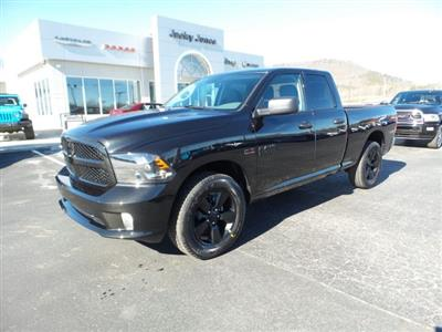 2018 Ram 1500 Quad Cab 4x4,  Pickup #R3523 - photo 1