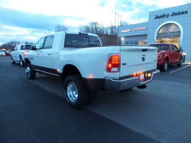 2018 Ram 3500 Mega Cab DRW 4x4,  Pickup #R3525 - photo 2