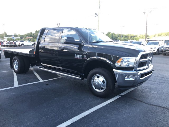 2018 Ram 3500 Crew Cab DRW 4x4,  CM Truck Beds Platform Body #R3648 - photo 28