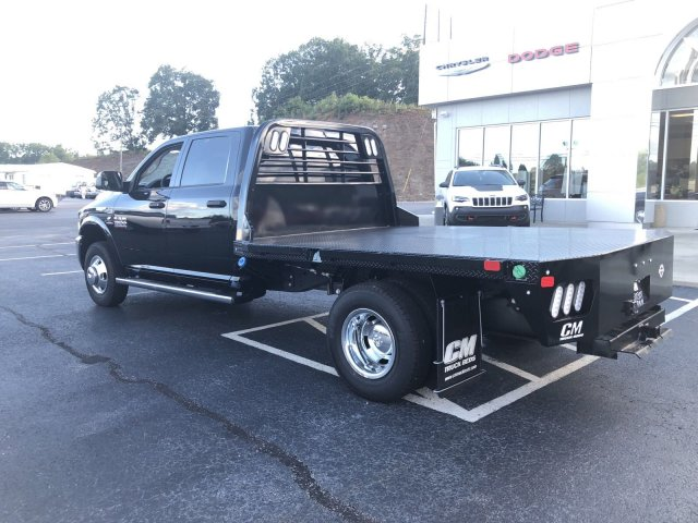 2018 Ram 3500 Crew Cab DRW 4x4,  CM Truck Beds Platform Body #R3648 - photo 2