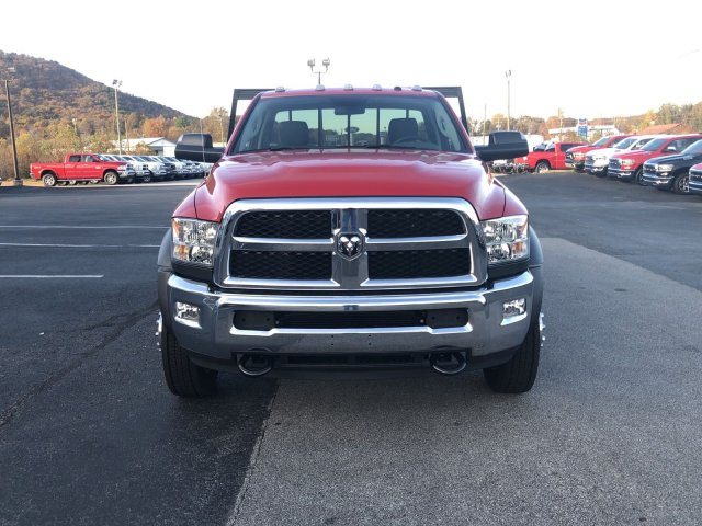 2018 Ram 4500 Regular Cab DRW 4x4,  Platform Body #R3821 - photo 3