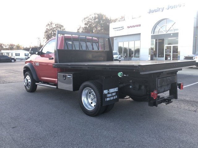 2018 Ram 4500 Regular Cab DRW 4x4,  Cab Chassis #R3821 - photo 2