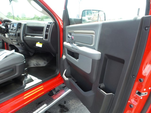2018 Ram 4500 Regular Cab DRW 4x4,  Platform Body #R3821 - photo 11