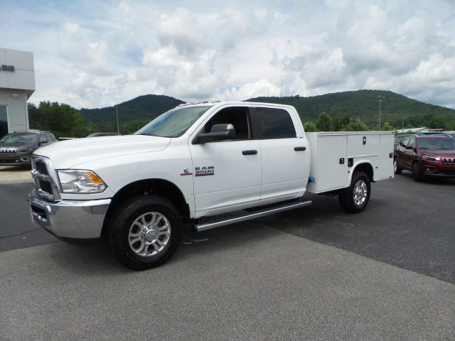 2017 Ram 3500 Crew Cab 4x4,  Service Body #R3841 - photo 4