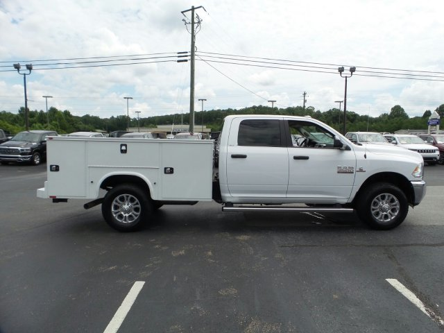 2017 Ram 3500 Crew Cab 4x4,  Service Body #R3841 - photo 8