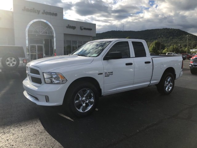2019 Ram 1500 Quad Cab 4x4,  Pickup #R3877 - photo 1