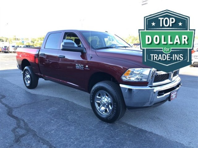 2018 Ram 2500 Crew Cab 4x4,  Pickup #R3880 - photo 3