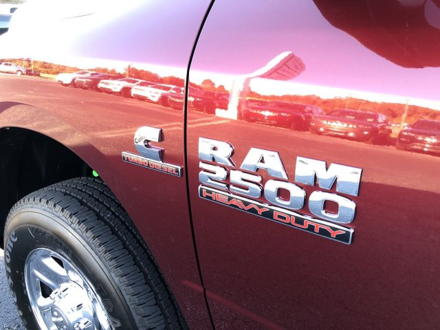 2018 Ram 2500 Crew Cab 4x4,  Pickup #R3880 - photo 33