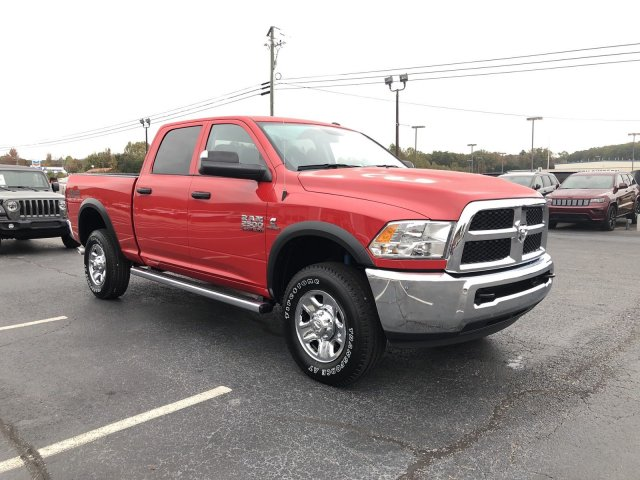 2018 Ram 2500 Crew Cab 4x4,  Pickup #R3895 - photo 3