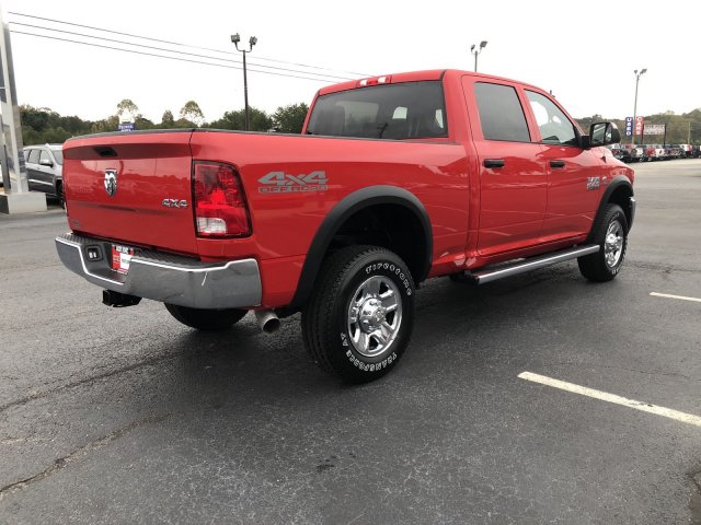 2018 Ram 2500 Crew Cab 4x4,  Pickup #R3895 - photo 7