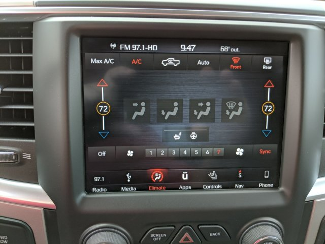 2018 Ram 2500 Crew Cab 4x4,  Pickup #R3915 - photo 25