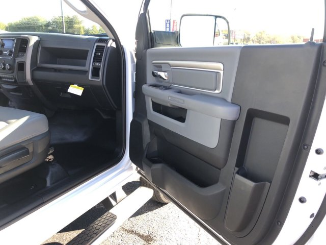 2018 Ram 3500 Regular Cab DRW 4x4,  Platform Body #R3961 - photo 13