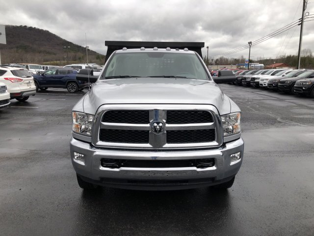 2018 Ram 3500 Crew Cab DRW 4x4,  Dump Body #R4029 - photo 5