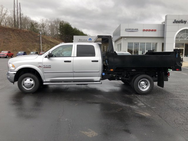 2018 Ram 3500 Crew Cab DRW 4x4,  Dump Body #R4029 - photo 3
